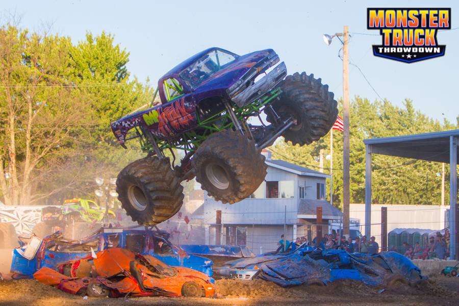 Results: South Bend Monster Truck Throwdown 2017