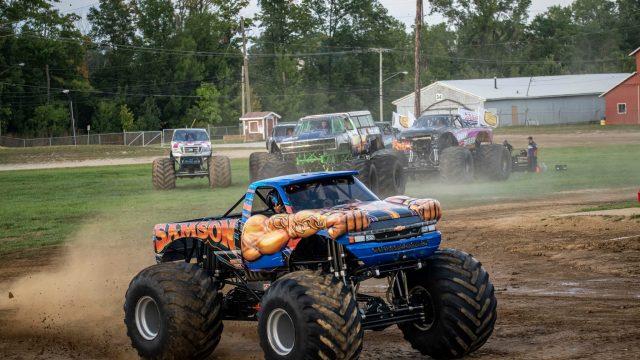 Monster Truck Throwdown Monster Truck Events Photos Videos
