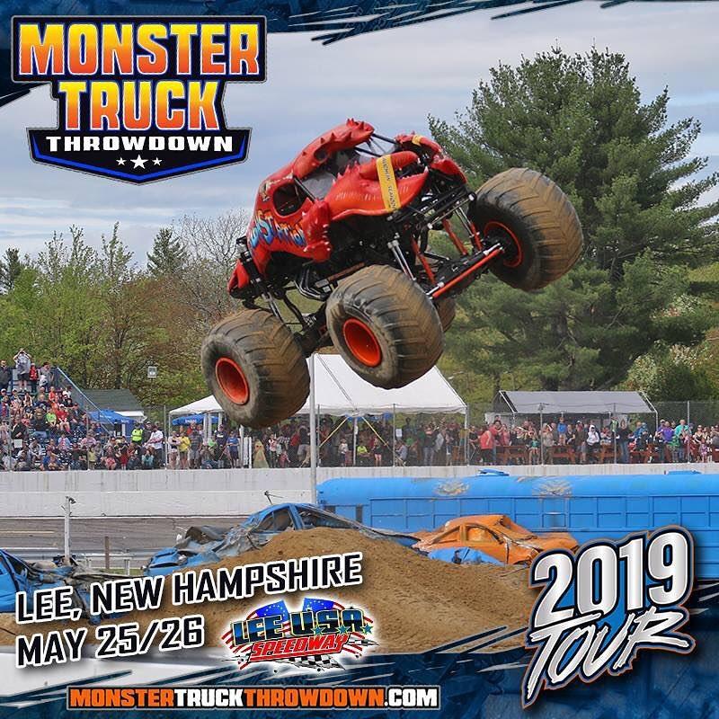Schedule | MonsterTruckThrowdown com | The Online Home of